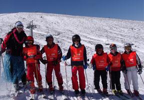 Cursos esqui madrid intensivos de Montaventura