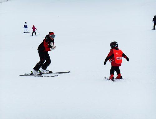 Viaje de esquí en Carnavales