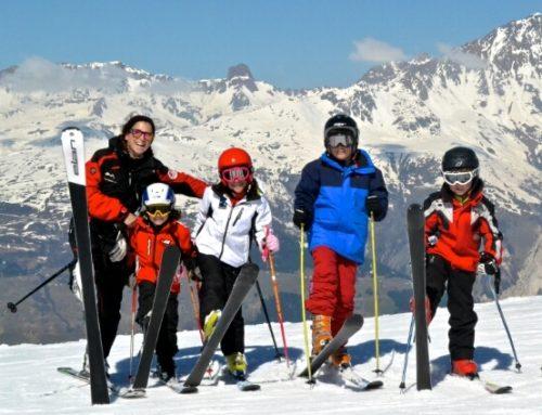 Montgenevre viaje esquí