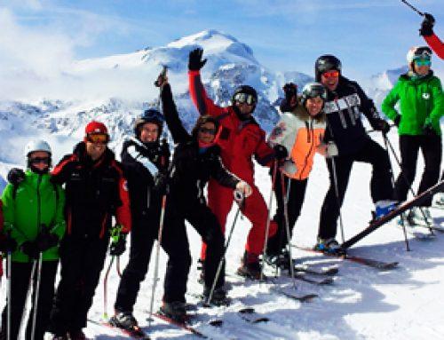 Esquí Año nuevo en Serre Chevalier