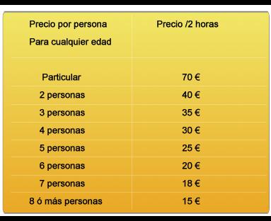CURSOS DE ESQUI MADRID