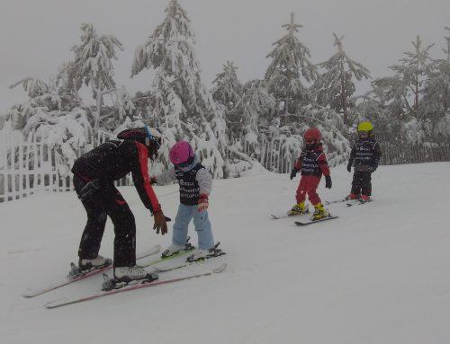 Ax 3 domaines esquí en el Pirineo