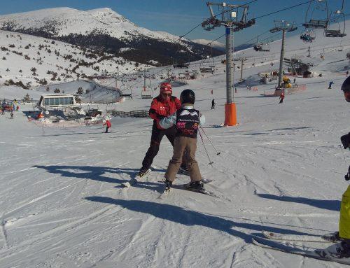 cursos esquí temporada 2017 2018
