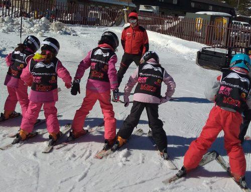 Cursos Esquí temporada 2019 2020