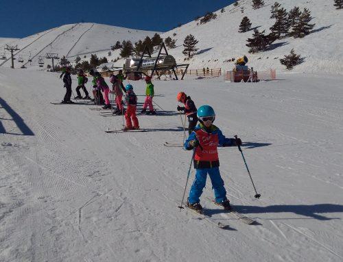 Semana ski Colegio Alemán y Suizo
