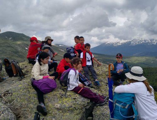 Senderismo 6 de Octubre: Valle del Lozoya rumbo a los Montes Carpetanos