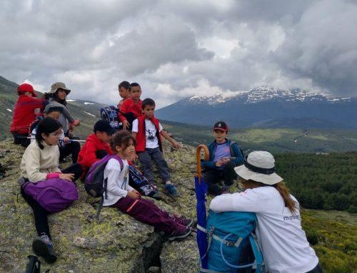 Senderismo:  Valle del Lozoya rumbo a los Montes Carpetanos