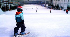 aprender a esquiar? Llama al 91 528 59 50