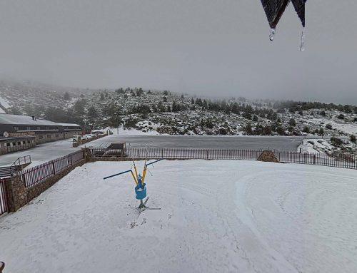 Nieve en Valdesquí Previsión del 4 al 11 de Febrero 2021