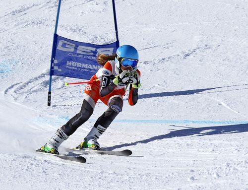 Campeonatos de España Audi U21/18 de esquí alpino en Espot