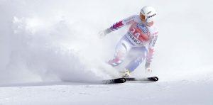 Entrenos de esqui competición