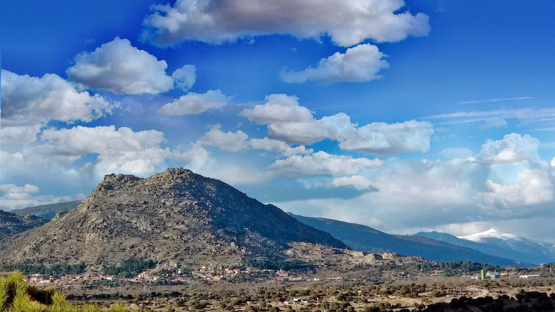 Las Machotas, Sierra de Guadarrama,
