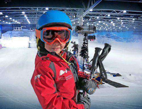 Sábados de Nieve y Esquí en Xanadú. Entrena con Montaventura