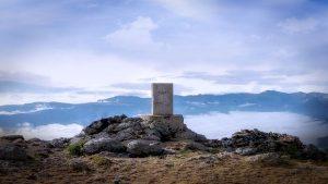 Pico del NEVERO 2.209 mts. Sierra de Guadarrama
