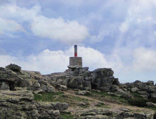 Subida al Monte Abantos en Otoño
