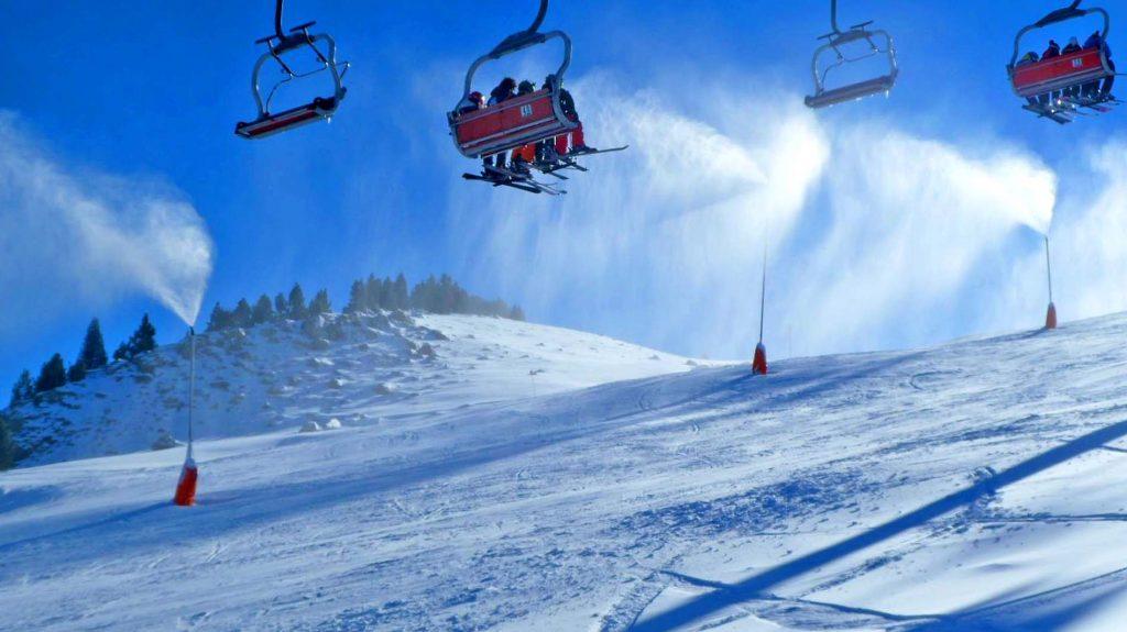 Viaje de diciembre Cerler 5 días de esquí y 5 noches